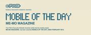 premio award fwa mobile of the day per Me-Mo Magazine storytelling Libre Società Cooperativa