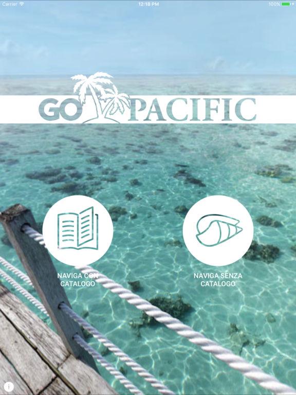 app iOs Android Gopacific Realtà Aumentata Pacifico Libre Società Cooperativa