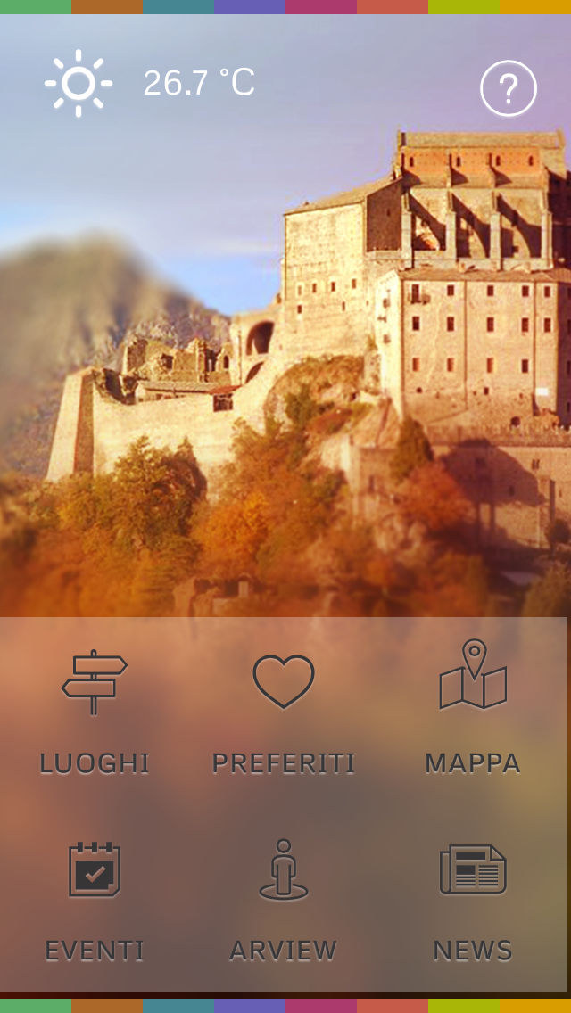 app iOs Android Valle Susa Tesori geolocalizzazione Libre Società Cooperativa