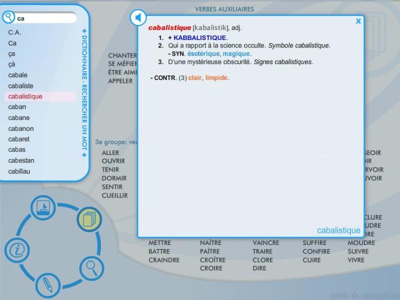 french Interactive Dictionary Capitello Libre Società Cooperativa2
