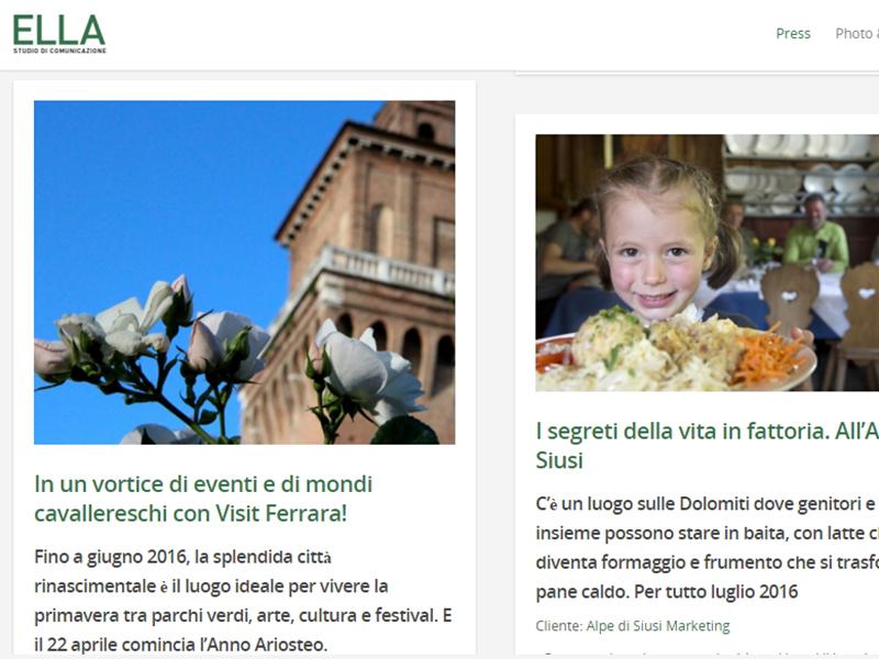 website Ella Press Office Digital Pr Libre Società Cooperativa