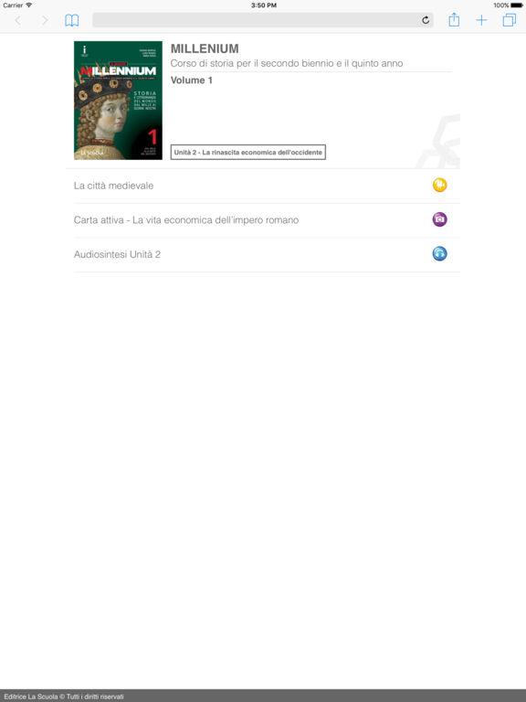 app iOs Android Smartcontent Realtà Aumentata Scuola Libre Società Cooperativa