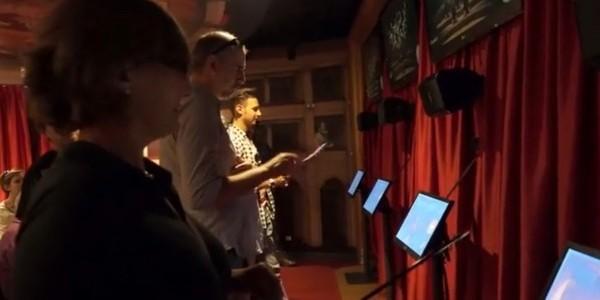 allestimento Scenico Audio Museo Atlante dei Suoni Libre Societa Cooperativa