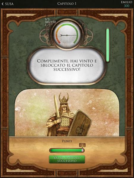 app Game iOs Android Videogame Alonvs History Libre Società Cooperativa