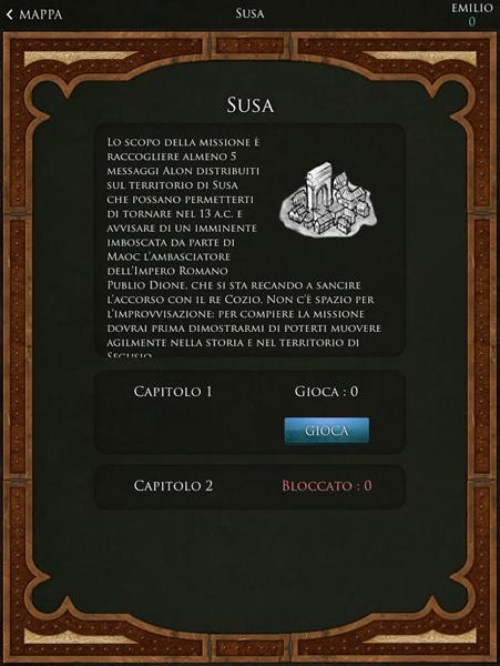 app gioco iOs Android videogioco Alon Vs storia Libre Società Cooperativa