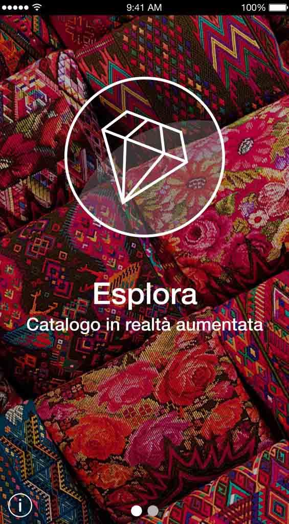 app iOs Android GoExclusive realtà aumentata Centro e Sudamerica Libre Società Cooperativa